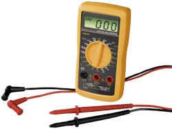 Digital Multimeter EM393B orange;